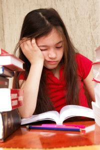 Is Your Child Struggling In School? Homework Wars