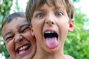 Kids Misbehaving? It All Works Out In The End