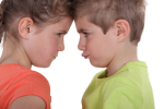 A feud between children