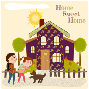 One Simple Way To Create A Loving Home